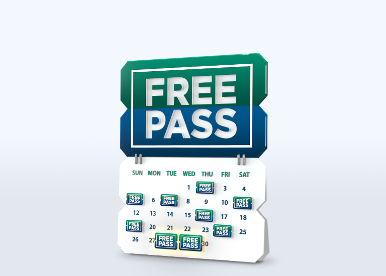 TXU Energy Free Pass